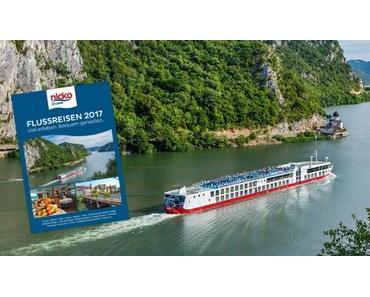 Deluxe-Schiff MS HEIDELBERG in 2017 auf Donau und Rhein unterwegs…..