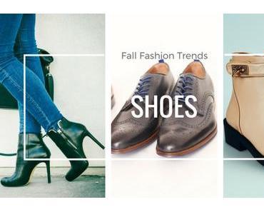 Fall Fashion Trends 2016