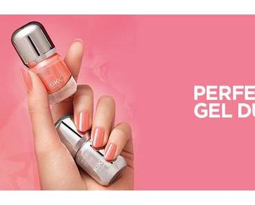 Nagellack + Top Coat Perfect Gel Duo von Kiko