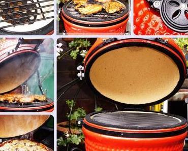 Princesize Kamado-Grill Keramikgrill ~ für perfektes Grillerlebnis