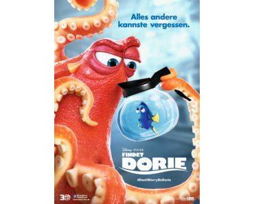 """Filmkritik zu """"Findet Dorie"""" (Kino)"""