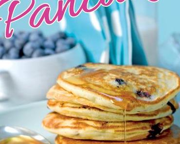 Schoko-Pancakes & Rezension & Gewinnspiel