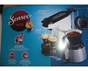 Senseo Switch: 2-in-1 Filter- und Padkaffeemaschine [Produkttest]