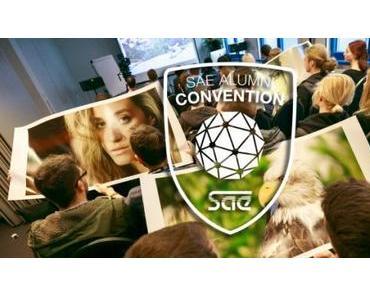 SAE Alumni Convention 2016 lädt zur Medienmesse ins Kölner Palladium