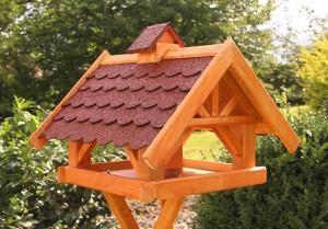 Sortimentserweiterung von Vogelhäusern