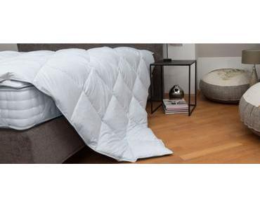 Wie finde ich die perfekte Bettdecke für mich?