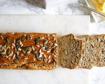 Glutenfreies Körnerbrot: selber backen ist ganz einfach!