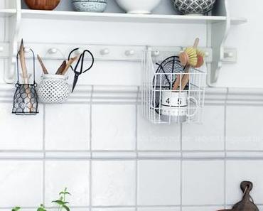 Dekodonnerstag in der Küche und schöne Verpackung für Geldgeschenke