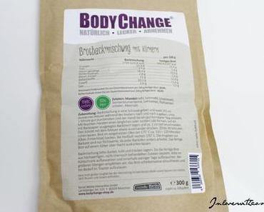 Bodychange Brotbackmischung mit Körnern