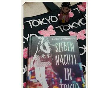 Rezension: Sieben Nächte in Tokio von Cecilia Vinesse