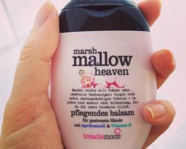 Marshmallow heaven – Handpflege von treaclemoon