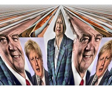 Brexit im Nebelloch und sich balgende nichtsnutzige Minister