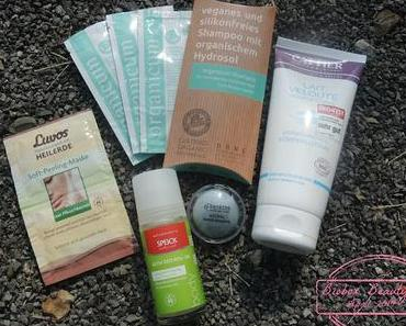 Spingbreak...oder [Unboxing] Biobox Beauty & Care April 2014