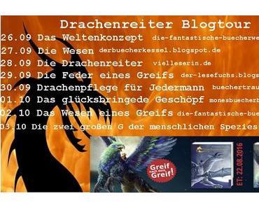 """Blogtour zu """"Drachenreiter"""" von Cornelia Funke - Heute: Drachenreiter"""