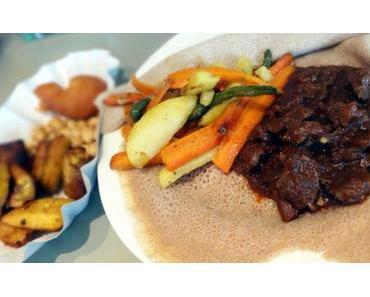 Magenknurren - äthiopisch essen