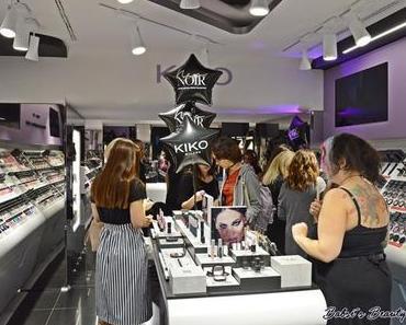 In-Store Event – KIKO Milano – NEO NOIR: