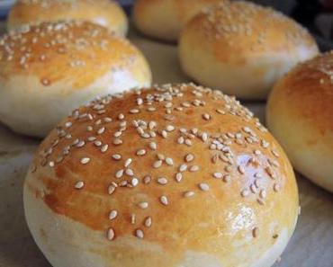 Hamburger-Brötchen – die allerbesten