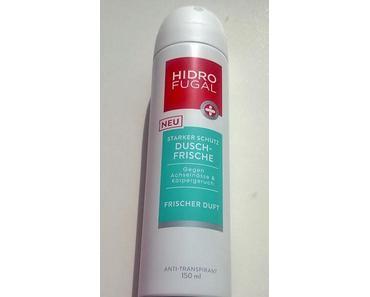 Hidrofugal Dusch-Frische Antitranspirant