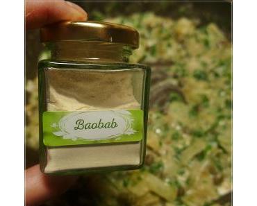 B & B = Brokkoli mit Baobab