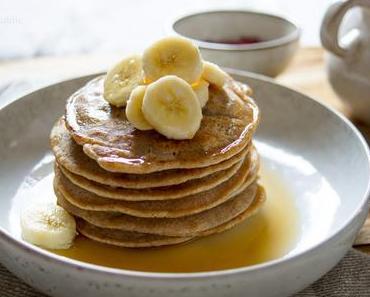 Buchweizen Pancakes