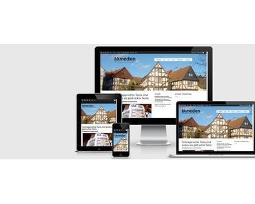Webdesign – Fünf Tipps für den Relaunch Ihrer Website