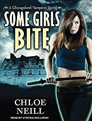 Rezension - Chloe Neill - Chicagoland Vampires 1 - Some Girls Bite (Hörbuch)