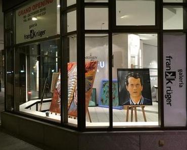 Galeria Frank Krüger – Grand Opening in Berlin