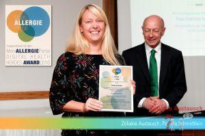 """Der Zöliakie Austausch ist Gewinner beim """"Digital Health Heroes-Award"""""""