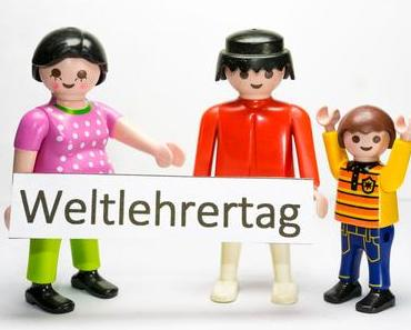 Weltlehrertag – der internationale UNESCO World Teacher's Day