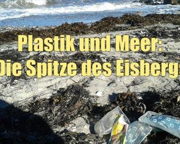 Plastik und Meer: Die Spitze des Eisbergs
