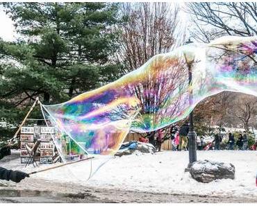 Welt-Seifenblasen-Tag – der internationale World Bubble Day
