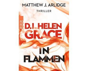 Rezension: In Flammen von Matthew J. Arlidge