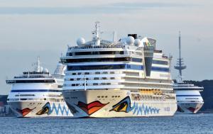 Ahoi Kiel! AIDA Cruises beschließt Sommersaison