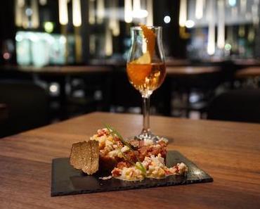 RUTTE – Destillerie seit 1872 - - Gintasting in der Herzog Bar in München