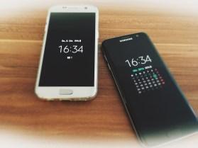 Galaxy S7 und Galaxy S7 Edge – das ist anders