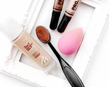 MAC Oval 6 Brush Dupe vs. Beautyblender