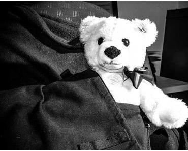Der amerikanische Nimm-Deinen-Teddybär-mit-zur-Arbeit-Tag 2016