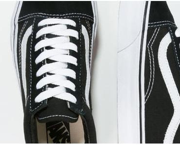 Die schönsten schwarz/weißen Sneaker