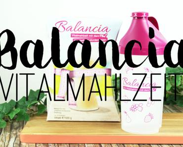 Meine Erfahrung mit Balancia Diätshake - #BalanciaVital