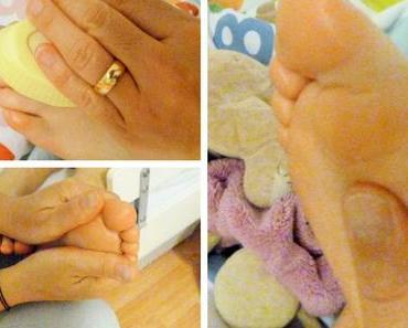Gute-Nacht-Massage: Ein besonderes Verwöhnprogramm für Kinderfüsse