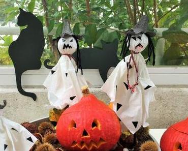 Halloween: Wir feiern die Feste, wie sie fallen!