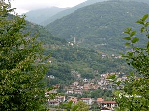 Der Heilige Berg von Ossuccio am Comer See