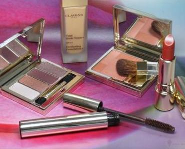 [Beauty] Review CLARINS Makeup-Kollektion Herbst 2016