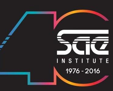 SAE Institute vergibt im Jubiläumsjahr weltweit 40 Stipendien