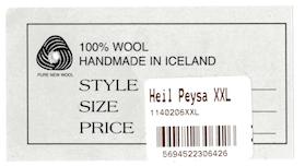 Wahnsinn! Islandpullover Handmade in Iceland binnen weniger Tage beim Kunden