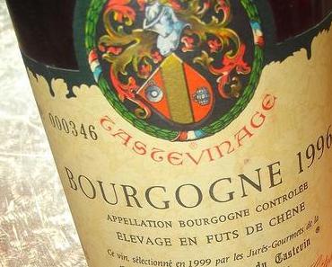 Vom Wein: Bourgogne 1996 – Confrérie des Chevaliers du Tastevin – Les Caves des Hautes Cotes