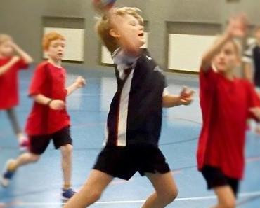 Schulferienprogramm: Herbstzeit ist Handballzeit