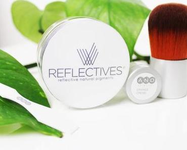 REFLECTIVES – Mineral Make Up – Anwendung und Test