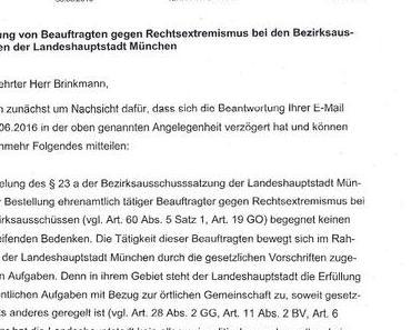 München: Hauptstadt der konsensfaschistischen Bewegung?