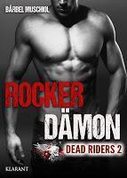 """[Buchvorstellung] Bärbel Muschiol - Rocker Dämon """"Dead Riders 2"""""""